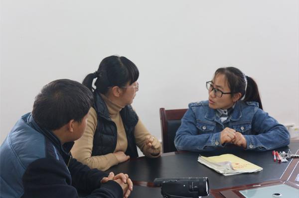 谊,共促发展 楚雄州禄丰县龙城中学到我校参观交流图片